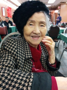 Celebrated my grammy's 82nd birthday; isn't she just a doll?