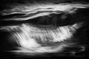The Sea Inside (Portaits of Waves) Series